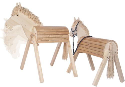 Helga Kreft, Gartenpferd Tamme, 50060