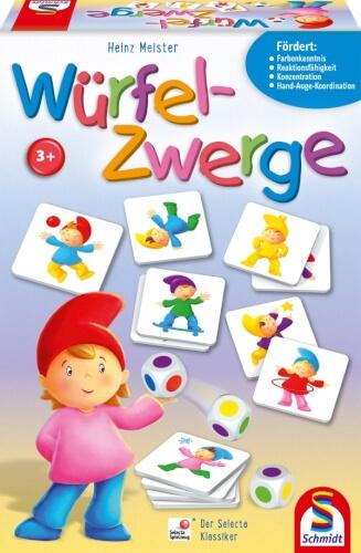 Schmidt Spiele Würfelzwerge