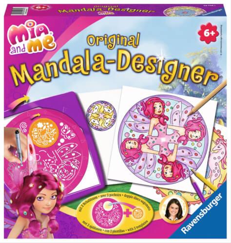 Ravensburger 297481  2 in 1 Mandala-Designer Mia and me