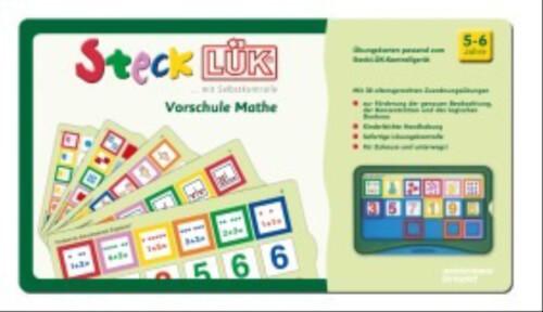 Stecklük übungsblock Vorschule Mathe 8213 Jetzt Kaufen Online