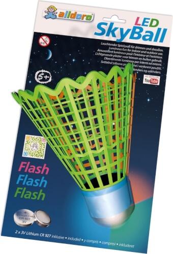Bälle Badminton sortiert LED Federball-Ersatzbälle
