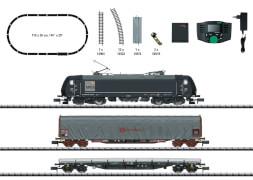 Trix T11147 N Startpackung Int. Güterzug Epoche VI