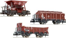 Fleischmann FM822704 Güterwagenset 3-tlg.für E 69 0