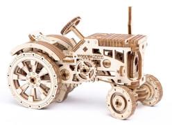 Wooden City: Tractor
