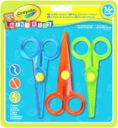Goliath 256411 Crayola Mini Kids 3 Kinder-Scheren