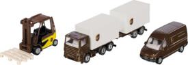 Siku 6324 UPS Logistik Set