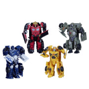 Hasbro C3367EU4 Transformers 5 Power Cube Figuren, sortiert