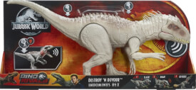 Mattel GCT95 Jurassic World Fressender Kampfaction Indominus Rex