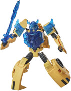 Hasbro E83735X0 Transformers CYB Battle Call Trooper Bumblebee