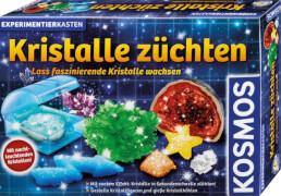 KOSMOS Experimentierkasten Kristalle züchten