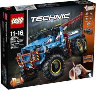 LEGO® Technic 42070 Allrad-Abschleppwagen, 1862 Teile