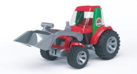 BRUDER 20102 ROADMAX Traktor mit Frontlader