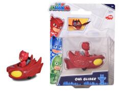 Dickie PJ Masks Single Pack Owl-Glider