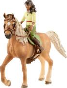 Schleich Horse Club Mädchen 4 & Araber Stute