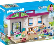 Playmobil 70146 Mitnehm-Tierklinik