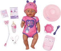 Zapf BABY born® Soft Touch Girl Brown Eyes
