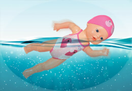 Zapf 827901 BABY born My First Swim Girl 30 cm