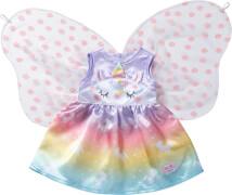 Zapf BABY born Einhorn Feen Outfit 43 cm