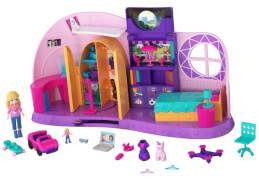 Mattel FRY98 Polly Pocket Und Klein! Zimmer!