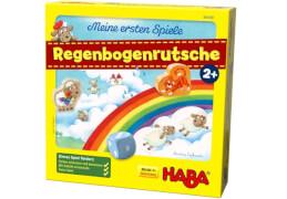HABA Meine ersten Spiele - Regenbogenrutsche