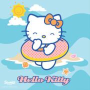 Ravensburger 72637  Puzzlekoffer Süße Hello Kitty 2 x 24 Teile und 2 x 36 T.