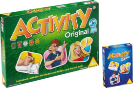 Piatnik Bundle Activity Original plus Activity Sport