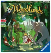 Ravensburger 267774 Woodlands, Familienspiel