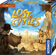 Kosmos Lost Cities (Spiel für 2)