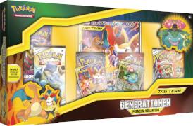 Pokémon Premium-Kollektion Tag Team