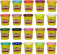 Hasbro A7924EU6 Play-Doh Super Farbenset, 20-teilig, ab 2 Jahren