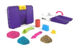 Spin Master Kinetic Sand Folding Sandbox