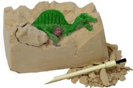 Die Spiegelburg - T-Rex World Mini-Ausgrabungsset Dinosaurier-Figur, 1 Figur, sortiert, ab 3 Jahren