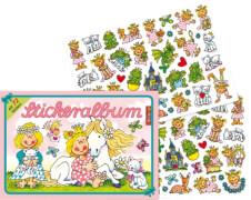 Stickeralbum Prinzessin Miabelle