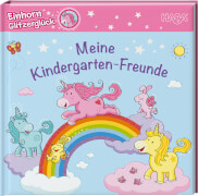 HABA - Einhorn Glitzerglück - Meine Kindergarten-Freunde, ab 3 Jahren