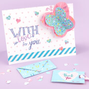 Depesche 8747 Miss Melody Love Lettersset