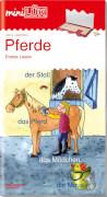 miniLÜK Pferde Erstes Lesen