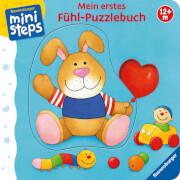 Ravensburger 40759 ministeps® - Mein erstes Fühl-Puzzlebuch