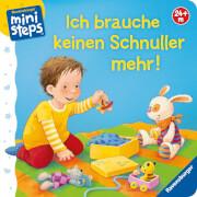 Ravensburger 040872 ministeps® Buch Ich brauche keinen Schnuller