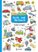 Loewe Mein buntes Such- und Malbuch: Fahrzeuge