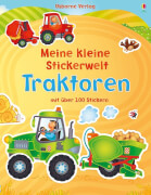 Meine kleine Stickerwelt: Traktoren
