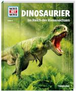 Tessloff WAS IST WAS Band 15 Dinosaurier - Im Reich der Riesenechsen, Gebundenes Buch, 48 Seiten, ab 8 Jahren