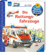 Ravensburger 32890 Wieso? Weshalb? Warum? junior Band 23: Rettungsfahrzeuge