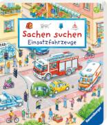 Ravensburger 43686 Seidel,Sachen suchen Einsatzfahrzeuge