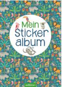 Mein Stickeralbum - Dschungel