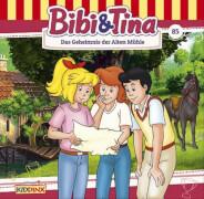 Bibi und Tina - Folge 85: Geheimnis der alten Mühle (CD)