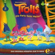 CD Trolls Party 2: Sportsfr.