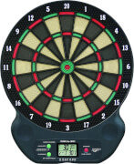 CARROMCO ELEKTRONIK DARTBOARD ORCA-301, MIT ADAPTER, 3-LOCH ABSTAND