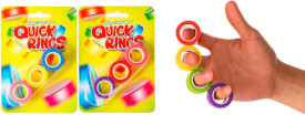 Magnetic Quick Rings