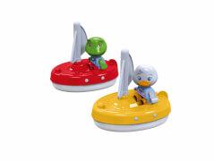 AquaPlay 2 Segelboote + 2 Figuren