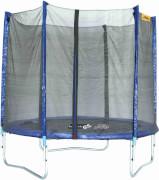 New Sports Trampolin mit Sicherheitsnetz, #305 cm